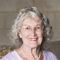 Marjorie Ann Bill