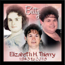 "Elizabeth H. ""Betty"" Thierry"
