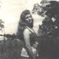 "Mary ""Orline"" Musgrove Davis Sweeney"