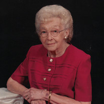 "Mary Elizabeth ""Betty"" Lewis"