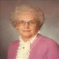 Bonnie Mae Warford