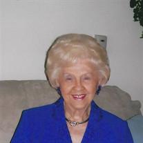 Mrs. Mary Jane Price (Christensen)