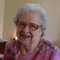 Frieda Mae Bowden