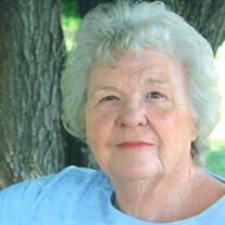 Mrs. Betty Ruth Miller Moore