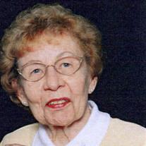 Mrs. Jane Wardell
