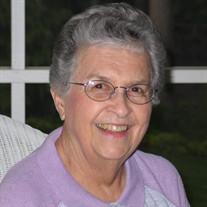 Mary Elizabeth Sutton