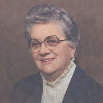 Martha Virginia Melton Burress