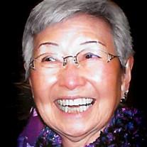 "Shigeko Patricia ""Pat"" Sugiura"