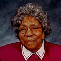 Ms. Ethel Mae Elliott