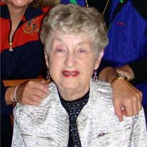 Bettie Edith Lauber