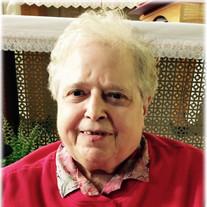 Sister Paschal Carnesi, MHS