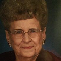 Mrs. Vena Pearl Shelley Triplett