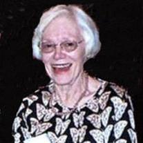 Sallye Ruth McGregor Owens