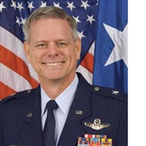 Brigadier General Terry Lee Butler