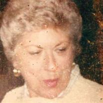 Mary Louise Nicholson Faucett