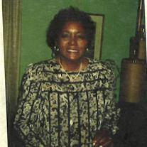 Mrs. Sallie Mae Lee