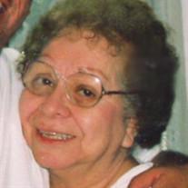 """Mrs. Consuelo """"Connie"""" L. Anguiano"""