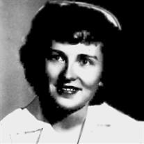 Julia Anne Peay
