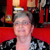 Mrs. Nancy Rose McMahon