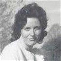 Mildred Faye Lane