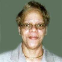 Mrs. Gloria Dee Scott