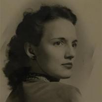 Doris  Evelyn Andrews