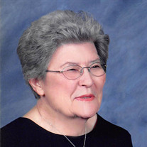 Mrs. Margaret I. Barwick