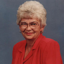 Betty Lucille Horton-Parker