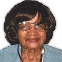 Mrs. Annie Mae Paynes
