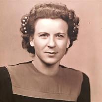 Hazel Katherine Henthorn