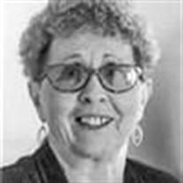 Mary Ann Marrs