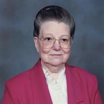 Mrs. Mary Ball Jennings