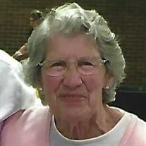 Velma Evelyn Foster