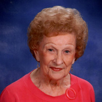 Mrs. Jean Blue Lewis