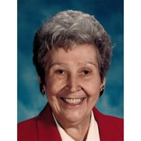 Barbara May Sowers