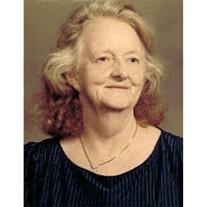 Mary June Burgete-Duvall