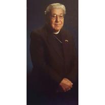 Rev. Chris W Hadgigeorge