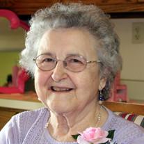 Lucille Keever Jenkins Warren