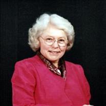 Mary Evelyn Mellencamp