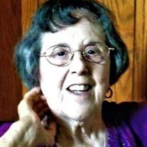 Mary I. (Sylvia) Blanchard