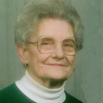 Bernice Kinghorn