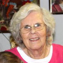 Margaret June Zane