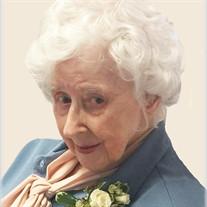 Sister Aloysia Doleac, MHS