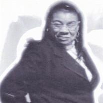 "Mrs. Janice Marie ""Sugga Mama"" Sebron"