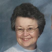"""Elizabeth """"Betty""""  Richardson"""