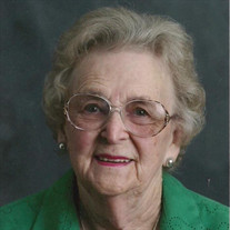 Mrs. Edith Atkinson Hall