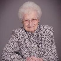 Edith Grace (Hrobsky) Huseby