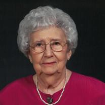 Lena Pearl McGee of Bethel Springs, TN