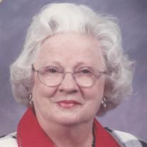 Josephine Morrow Culp Baird