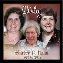 Shirley P. Hahn